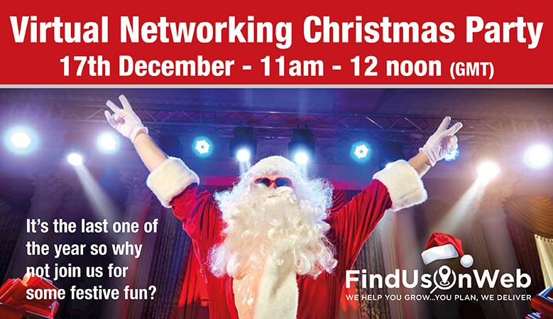 FUOW  Isle of Wight Virtual Networking Event 17th December 2021 12:00pm - 1:00pm